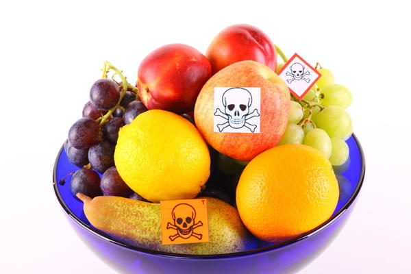 фрукты яд