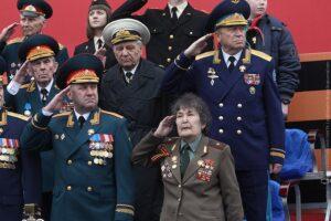 офицеры герои