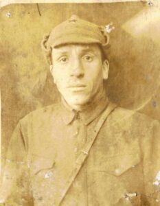 горелов василий алексеевич, погиб 18.10.1941