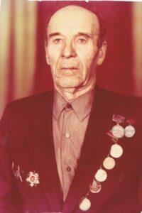 Горелов Петр Васильевич, омск