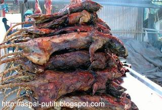 Китайская говядина из крыс
