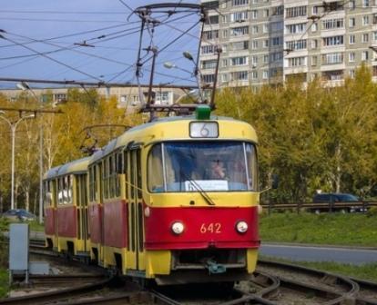 трамвай екатеринбург