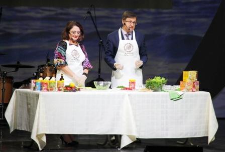 кулинарное шоу арго