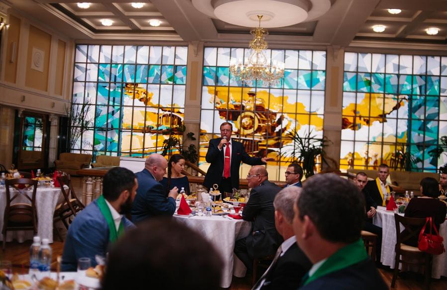 Арго- ужин с президентом