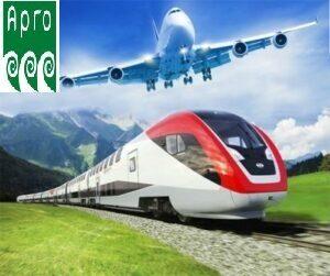 поездом или самолётом в арго
