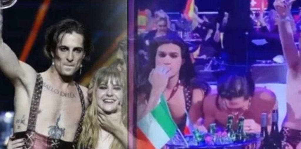 евровидение италия победитель